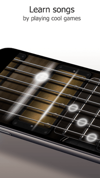 Real Guitar Free - Chords, Tabs & Simulator Games APK screenshot 3