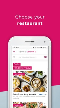 foodpanda - Local Food Delivery APK screenshot 2