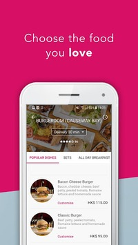 foodpanda - Local Food Delivery APK screenshot 3
