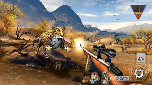 DEER HUNTER CLASSIC APK screenshot 3