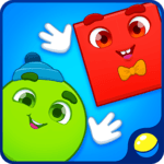 Learning Shapes for Kids, Toddlers - Children Game APK icon
