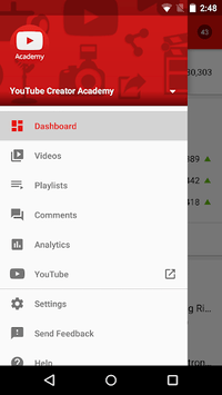 YouTube Studio APK : Download v18 48 100 for Android at