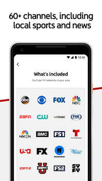 YouTube TV - Watch & Record Live TV APK : Download v2 49 4