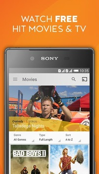 Sony Crackle – Free TV & Movies APK : Download v6 0 0 for Android at
