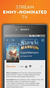Sony Apk Tv