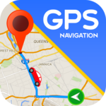 Maps GPS Navigation Route Directions Location Live APK icon