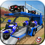 OffRoad Police Transport Truck APK