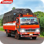 Indian Cargo Truck Driver Simulator APK icon