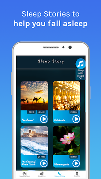 Pause - Guided Meditation and sleep story App APK : Download