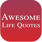 Awesome Life quotes 2018 APK icon