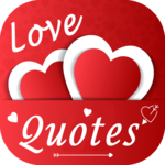 Romantic Love Quotes & Love Images APK icon