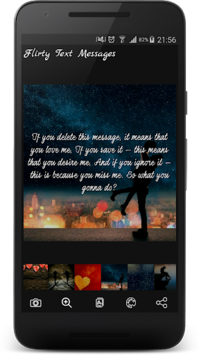 The Best Romantic Love Messages APK screenshot 3