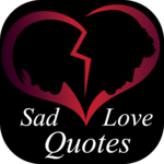 Sad Love Quotes & Broken Heart Sayings with Images APK icon