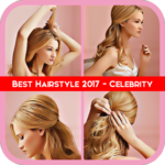 Best hairstyle 2017 - Celebrity APK icon