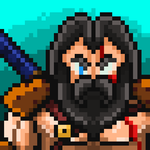 Gladiator Rising: Roguelike RPG APK icon