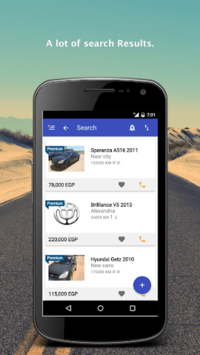 Hatla2ee - new and used cars for sale APK screenshot 2