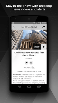 WDSU News and Weather APK : Download v5 5 16 for Android at