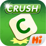 Crush Letters - Search Word APK icon