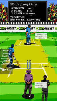 hit wicket game