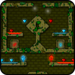 Hotboy and IceGirl: Temple in Forest APK icon