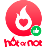 Hot or Not - Find someone right now APK icon