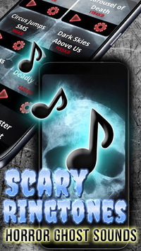 Scary Ringtones Horror Ghost Sounds APK : Download v1 2 for Android