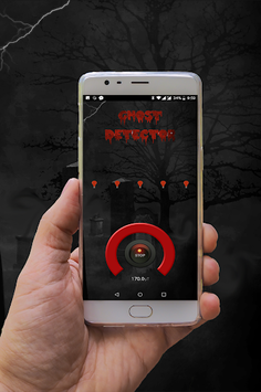 Ghost Detector Radar PRO - Detect Real Ghosts APK : Download