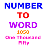 Number to Word Converter APK