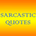 Sarcastic Quotes - Daily Quotes APK icon