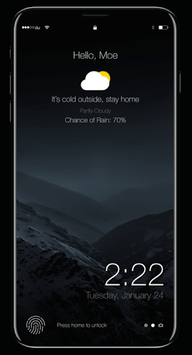Wallpapers 4K for Iphone 8, HD Lock Screen APK : Download v1