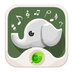 GO Keyboard Animal Sounds Pack APK icon