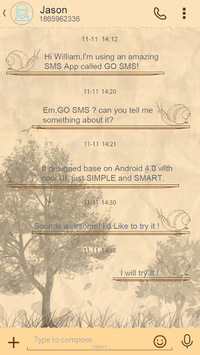 GO SMS PRO STICKY NOTES THEME APK : Download v1 0 for Android at