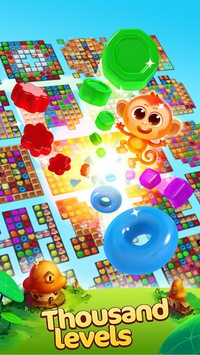 Jellipop Match APK screenshot 3