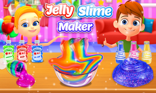 Crazy Slime Maker: A Free Fun Fluffy Squishy Game APK : Download v1