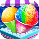Snow Cone Maker - Frozen Foods APK icon
