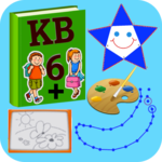 Dots Drawing & Coloring Plus APK icon
