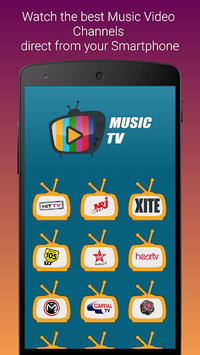 Music TV - Free Music Video Player Live Streaming APK : Download v1