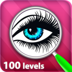 Find the Difference 100 levels APK