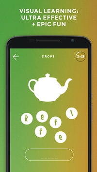 Learn American English language for free – Drops APK