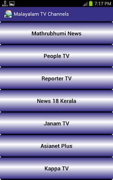 Kerala TV Channel All Malaylam APK : Download v1 0 for Android at