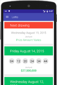 Puerto Rico Lottery Results APK : Download v5 1 for Android at