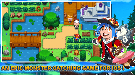 Nexomon APK screenshot 1