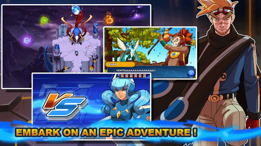 Nexomon APK screenshot 3