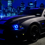 New Themes Ford Mustang 2017 APK icon