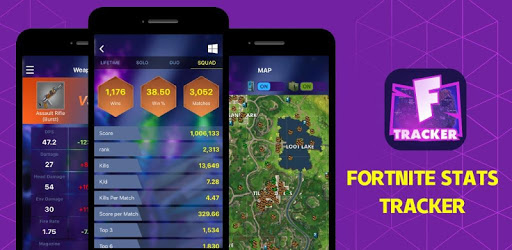Stats Tracker for Fortnite - Chests Map & Weapons APK