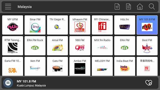 Radio Malaysia Online - Music And News APK : Download v4.3.2 for Android at  AndroidCrew