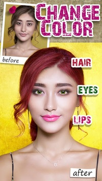 Beauty Makeup, Selfie Camera Effects, Photo Editor APK screenshot 2