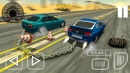 Chained Cars Impossible Stunts 3D - Car Games 2018 APK