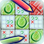 Ultimate Tic Tac Toe APK icon