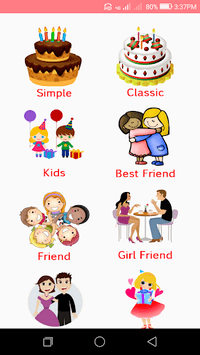 Happy Birthday Songs APK screenshot 1